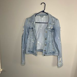 Fashionnova Jean Jacket